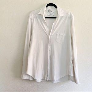 Frank & Eileen Heritage Jersey Button Down Shirt
